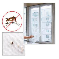 1.3*1.5M Self-adhesive Anti-mosquito Net Flyscreen Curtain M