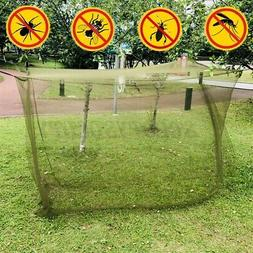 200*90*180cm Outdoor Camping Mosquito Insect Net Netting Cov