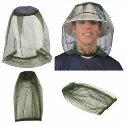 2X Pack Mosquito Resistance Bug Insect Bee Net Mesh Head Fac