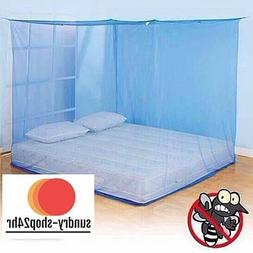 6 Feet Net Mosquito Bed Netting Bedding Lace Big Size 4 Peop