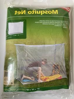 "Coghlan's 9640 Rectangular Mosquito Bed Net 32""x78""x59"""