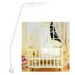 Adjustable Mosquito Net Stand Holder Clip-on Set Baby Bed Ca