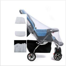 Baby Stroller Mosquito Net Pushchair Cart Insect Mesh Childr