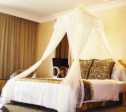 BALI RESORT Style DREAMMA Bed Canopy Mosquito Net Netting Me