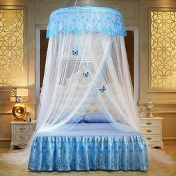 Bed Mosquito Net Folding Palace Double Bed Hung Dome Mosquit