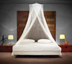 Bed Mosquito Netting Mesh Unique Internal Loop Extra Large W