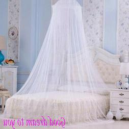 Best Mosquito Net Bed Queen Size Home Bedding Lace Canopy El