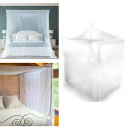 Box Shaped Mosquito Fly Canopy Net Netting For Single Double