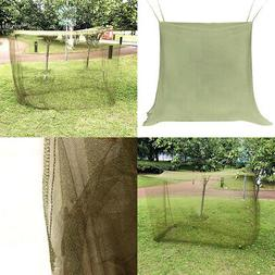 Camping Mosquito Net Portable Dense Mesh Foldable Outdoor Tr