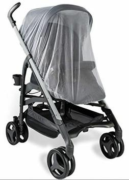 CHICCO TRE Jogging Baby Stroller Mosquito Insect Bug Net Mes