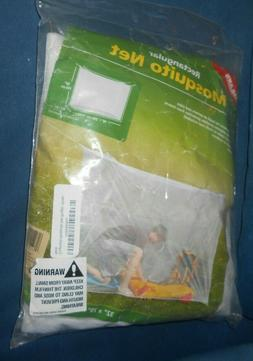 Coghlan's Mosquito Netting Canopy Bed Net Insect Bee Rectang