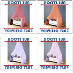 Color Choice - Nursery Baby Cot Bed Canopy Mosquito Net