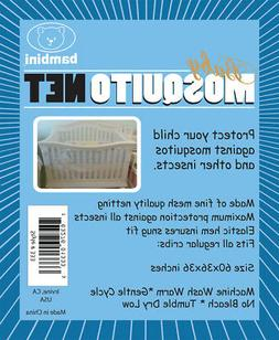 Baby Mosquito Net Canopy for Crib or Bed by Bambini