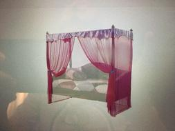 Day Bed Home Mosquito Netting Decoration Bed Curtain Canopy