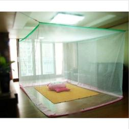 Extra Large Size White Mosquito Fly Net Netting Indoor Outdo