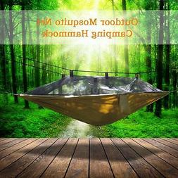 Extra Strong Mosquito Net Hammock Outdoor Camping Traveling