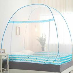 Free Standing Pop Up Mosquito Net Foldable Tent Protections