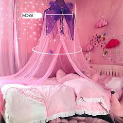 Girls Mosquito Net Canopy Mesh Room Play Princess Reading Ro