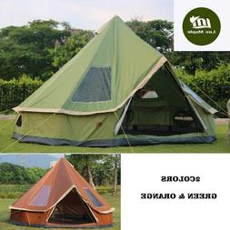 Glamping Camping Tent Travel Hiking Anti Mosquito Sun Shelte