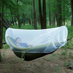 Hammock Pop Up Mosquito Net Ultralight Insect Mesh For Campi