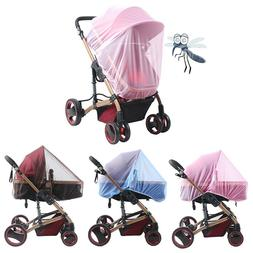 Hoomall Baby Mosquito Net Full Cover Baby Infant Kids Stroll