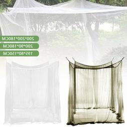 Mosquito Insect Net Indoor Outdoor Camping Cover Canopy Fit