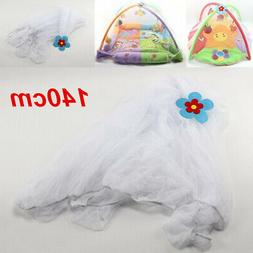 Infant Baby Mosquito Net Netting Nursery Crib Bed Cot Canopy