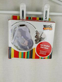 infant car seat polyester mosquito net
