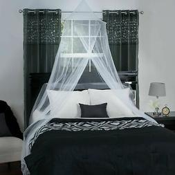 Jumbo Mosquito Net for Beds Hanging Ring Use as Bed Canopy H