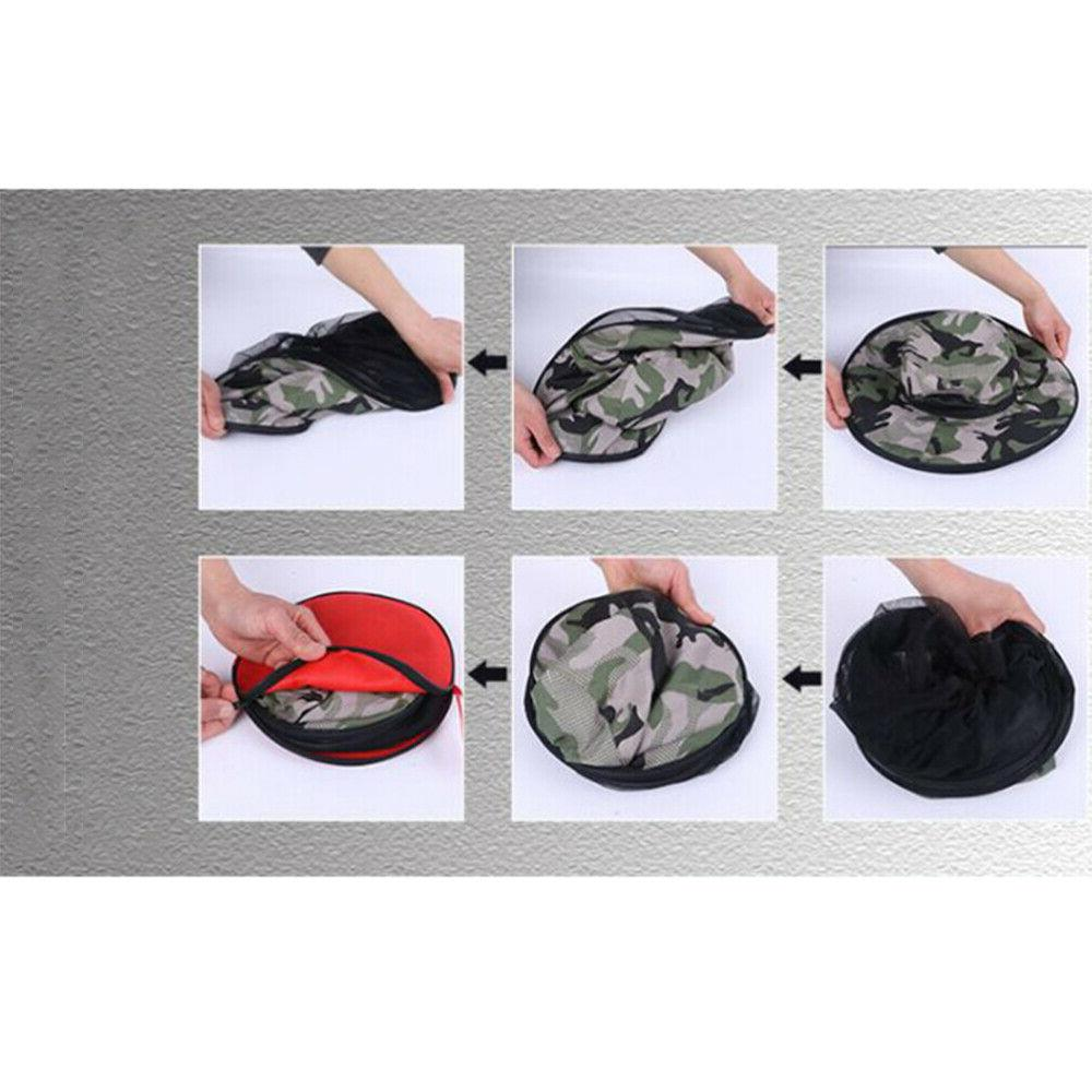 1 Hat Insect Repellent Head Face Net Hat for