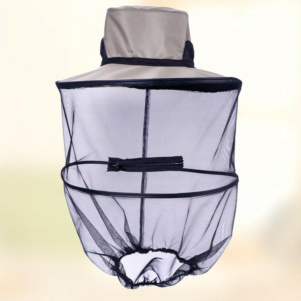 1 Pc Pest Control Hat Insect Repellent Face Hat for