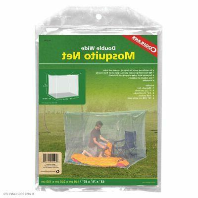 2 mosquito camping net insect tent white