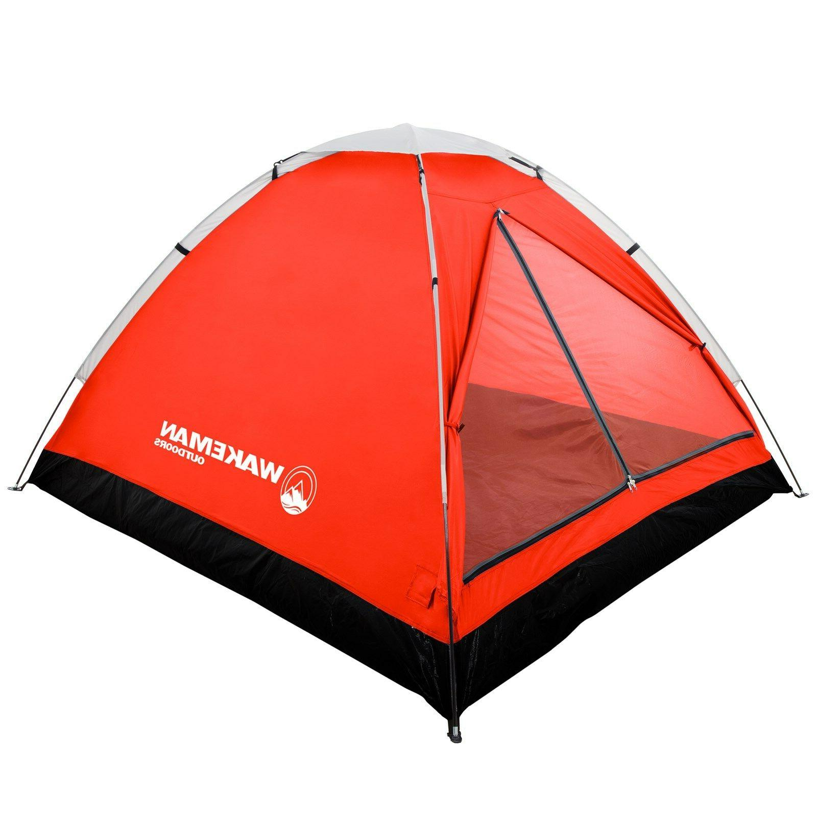 Resistant Tent Fly for
