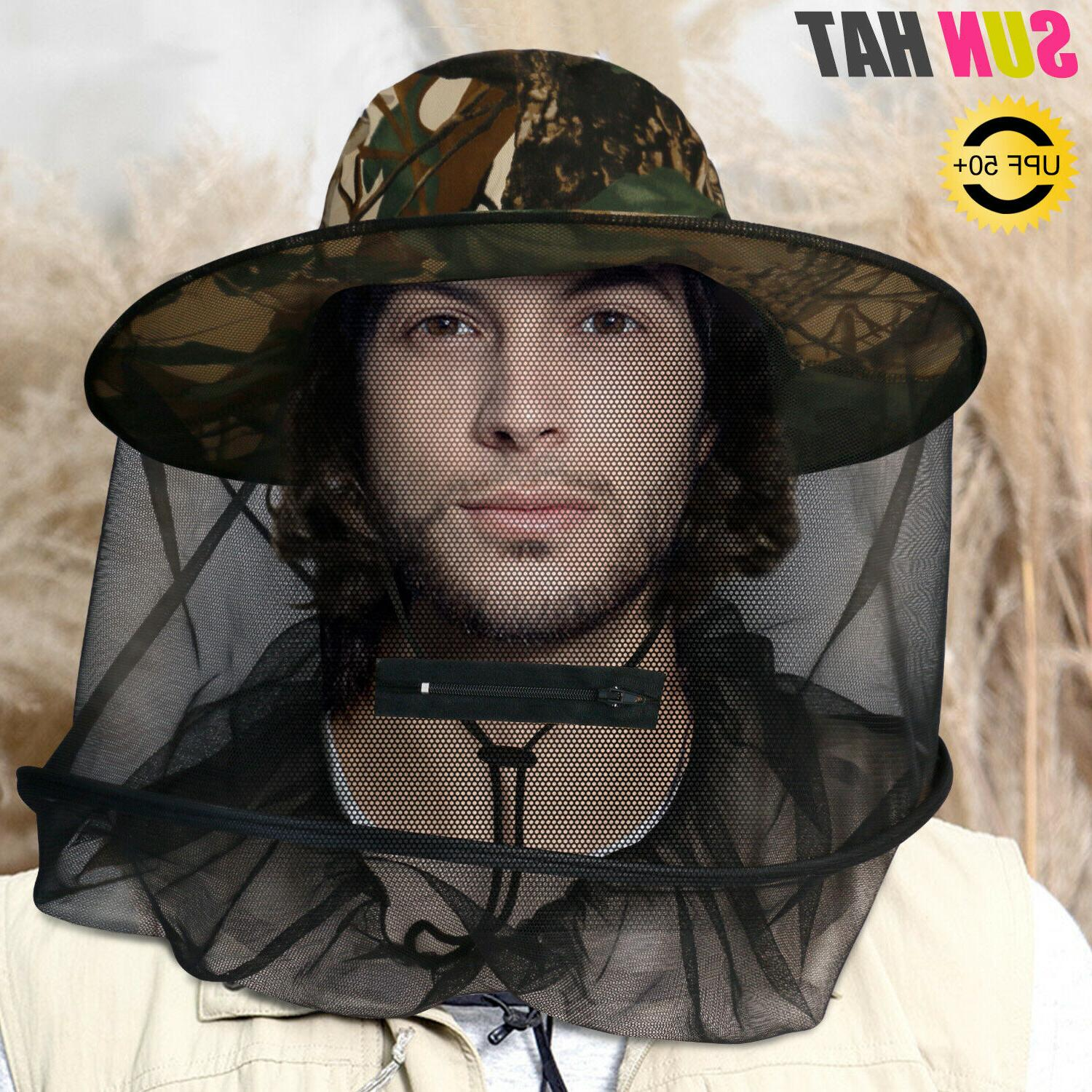 Mosquito Bee Insect Net Face