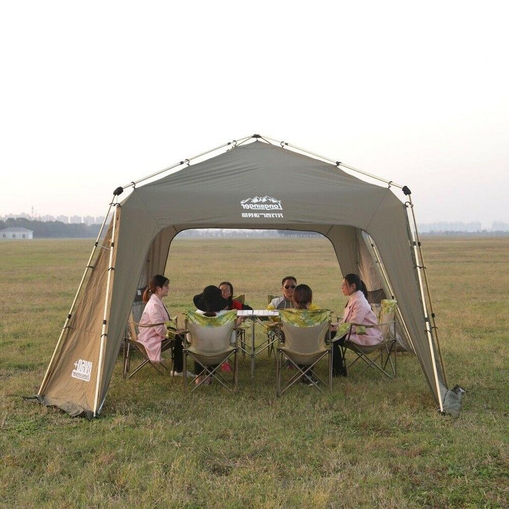 automatic camping tent instant ultralarge mosquito proof