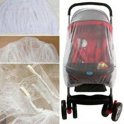 Baby Stroller Car Protector Insect Screen Cover