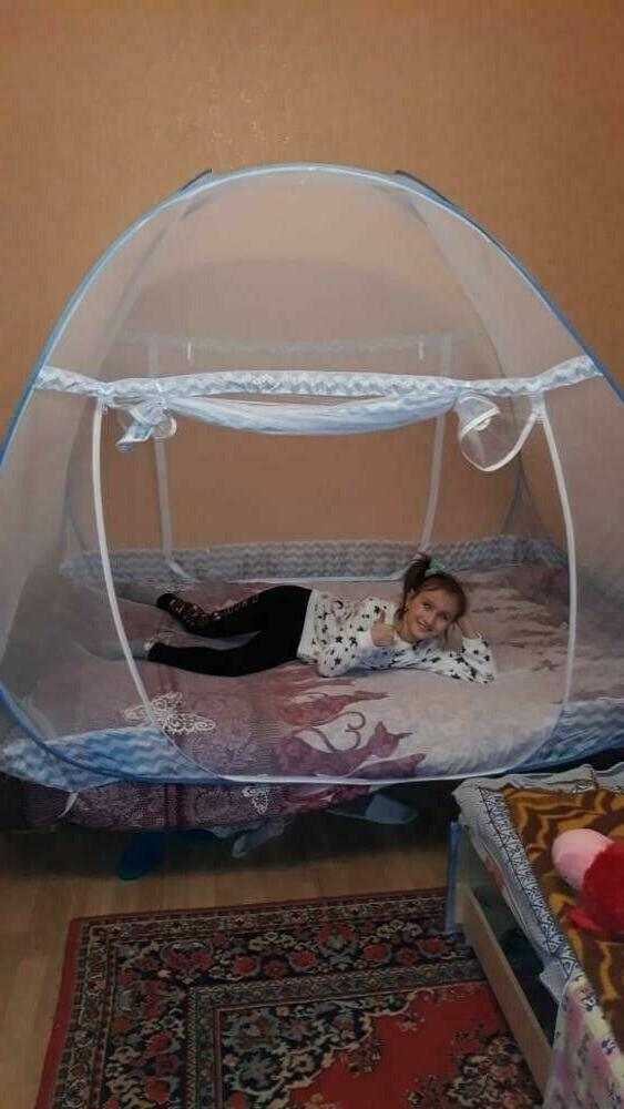 Bed Automatic Pop Mosquito Portable