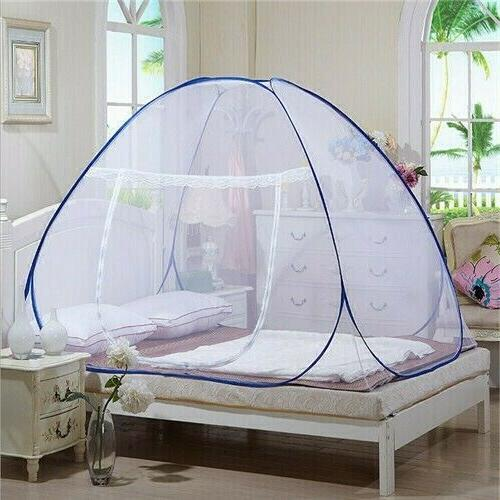 Bed Anti Mosquito Automatic Pop Up Tent Mosquito Killer