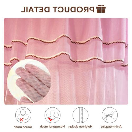 Bed Mosquito Lace Dome Bedding