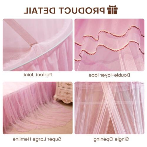 Bed Netting Mesh Lace Canopy Dome