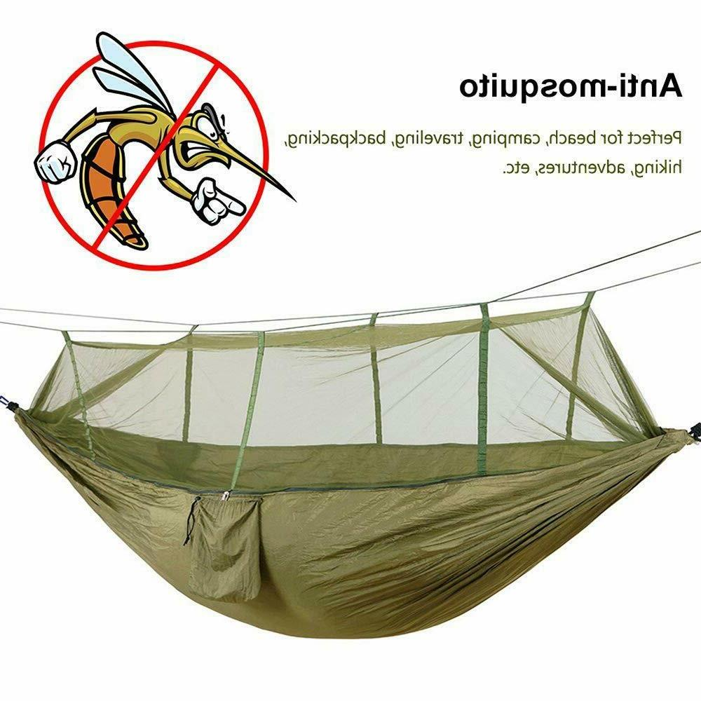 Outdoor Camping w/Mosquito Tent Bed