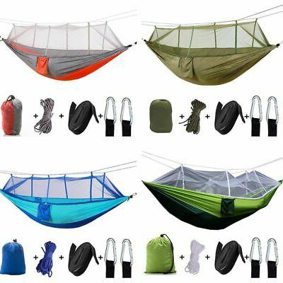 Double Hammock with Mosquito