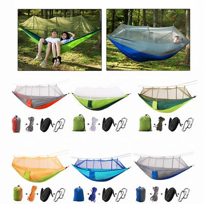 Double with Net Bed Swing
