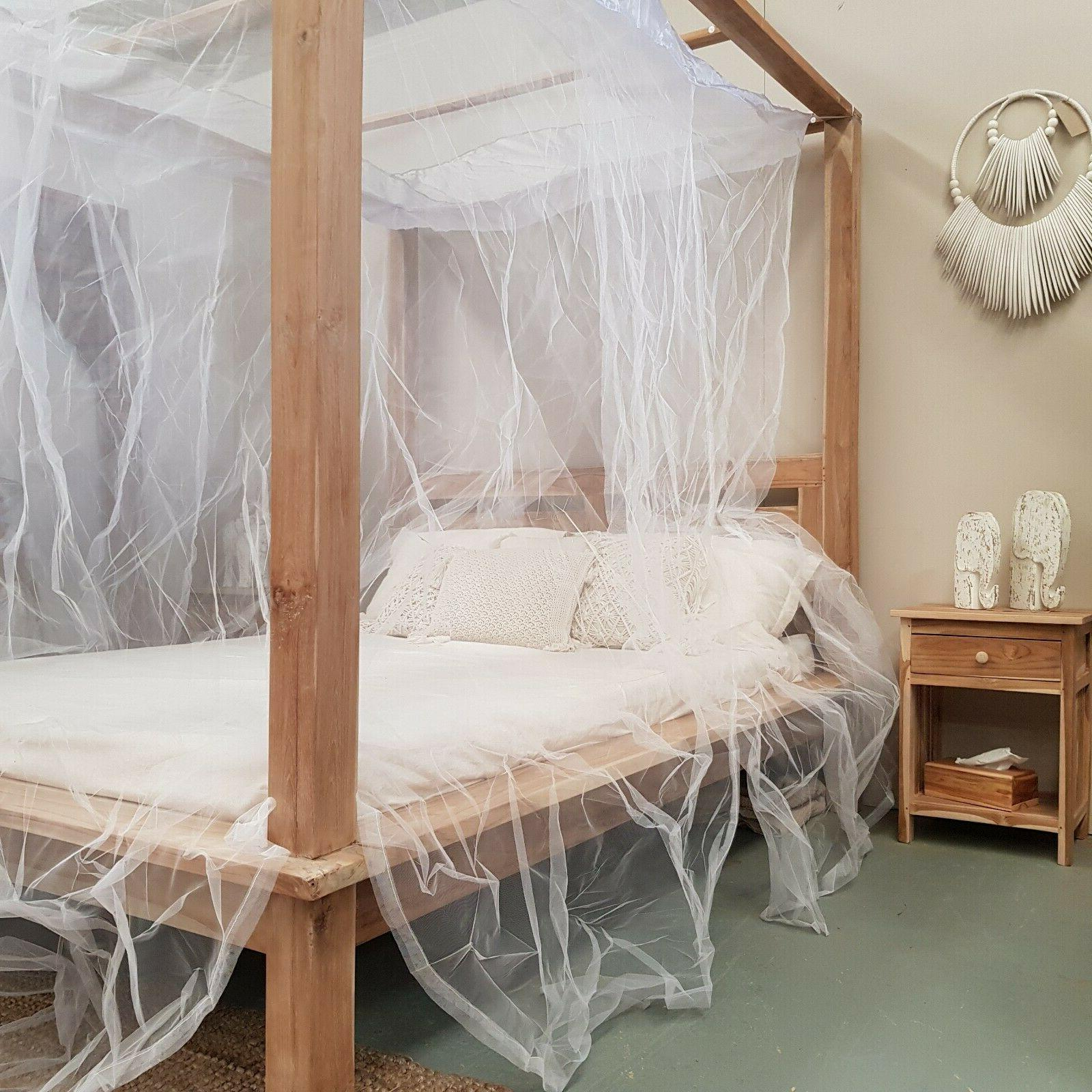 CANOPY TULLE Mosquito Net for King,Queen