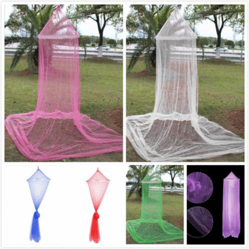Dome Mosquito Net Bed Canopy Double King Protection