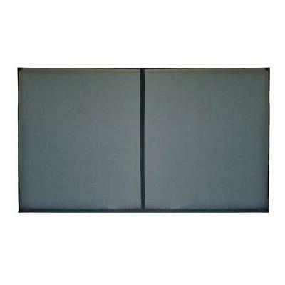 Double Car Garage Screen Enclosure Door Insects Bug Mosquito