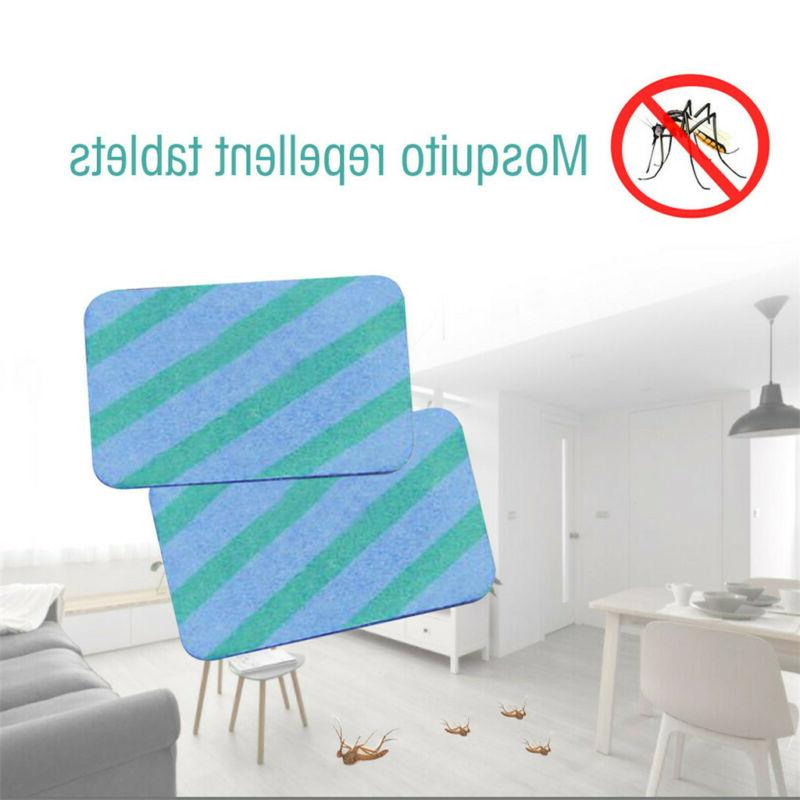Electric Tablet Heater Insect Pest Bite Mat No-Toxic