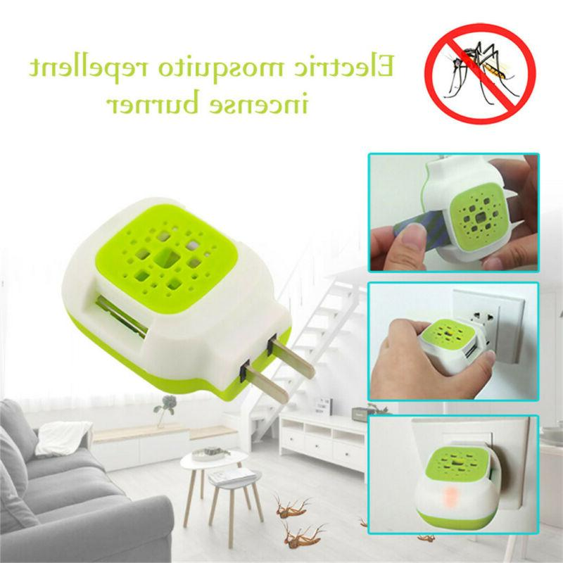electric mosquito repellent tablet heater insect killer