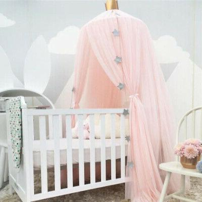 Fairy Canopy Crown Dome Hanging Tent Room Decor