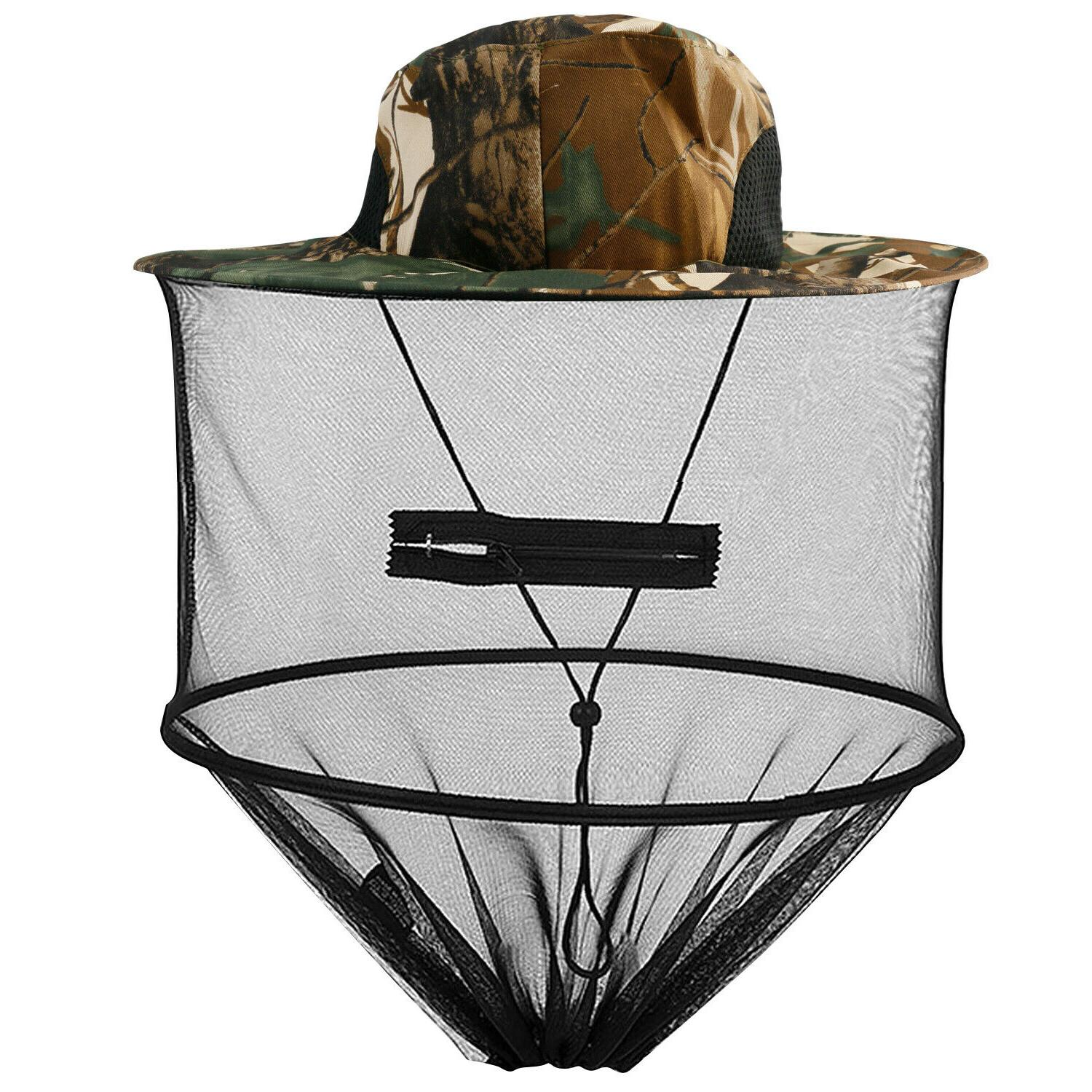 Mosquito Insect Net Bug Hat Head Face
